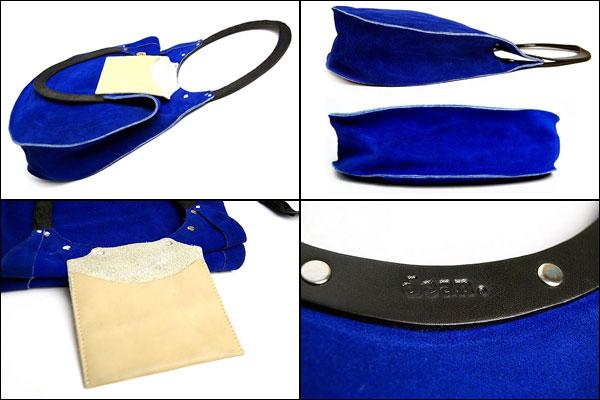 ★dean.腕時計【b09】electlic blue