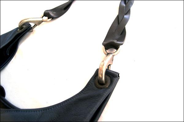 ★dean. B25 BRAIDED STRAP SHOULDER BAG