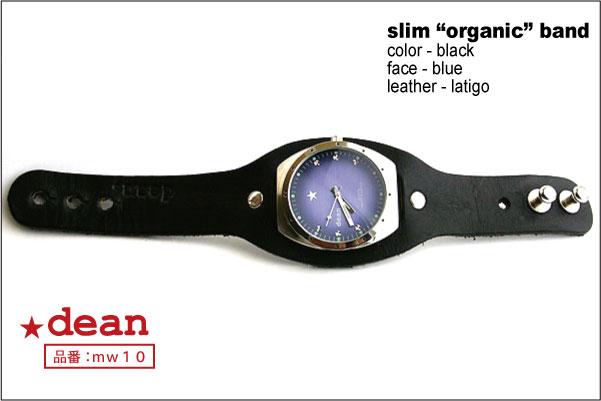 ジョニーデップ愛用★dean.の腕時計