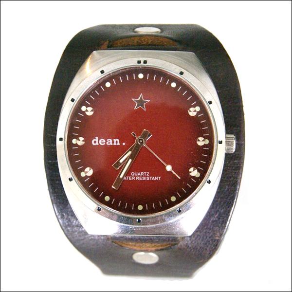 ★dean.腕時計【mw10 Latigo Black】