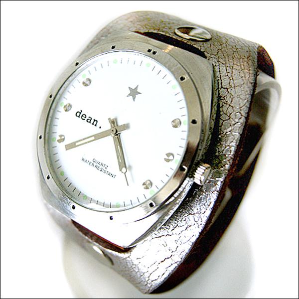 ★dean.腕時計【mw10 silver】